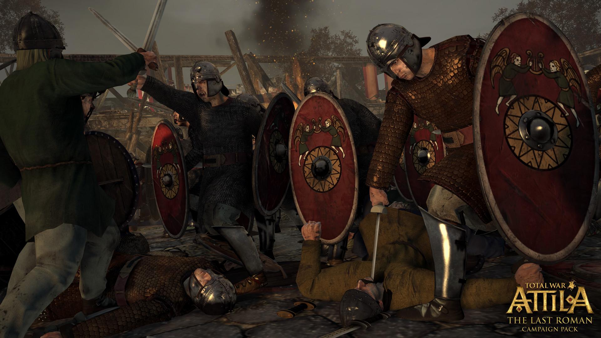 Poslední velký římský generál v expanzi Total War: Attila 109841