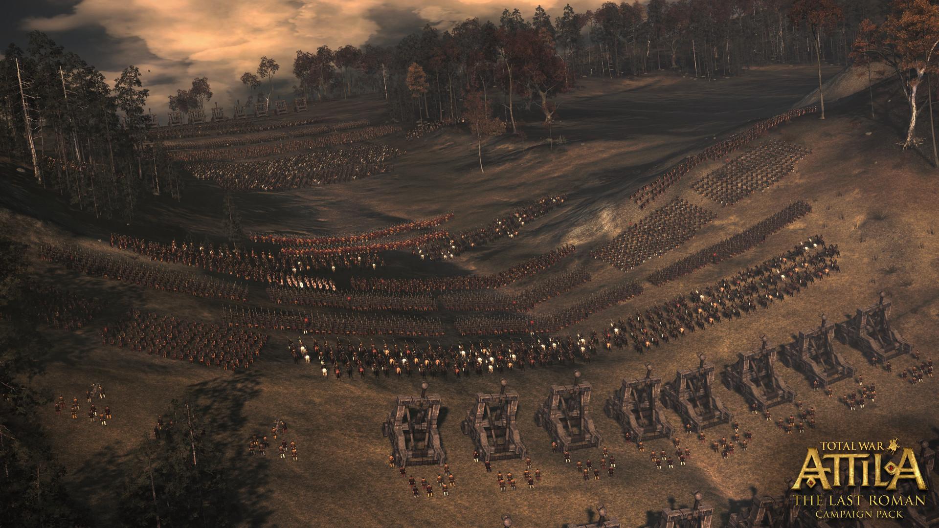 Poslední velký římský generál v expanzi Total War: Attila 109845