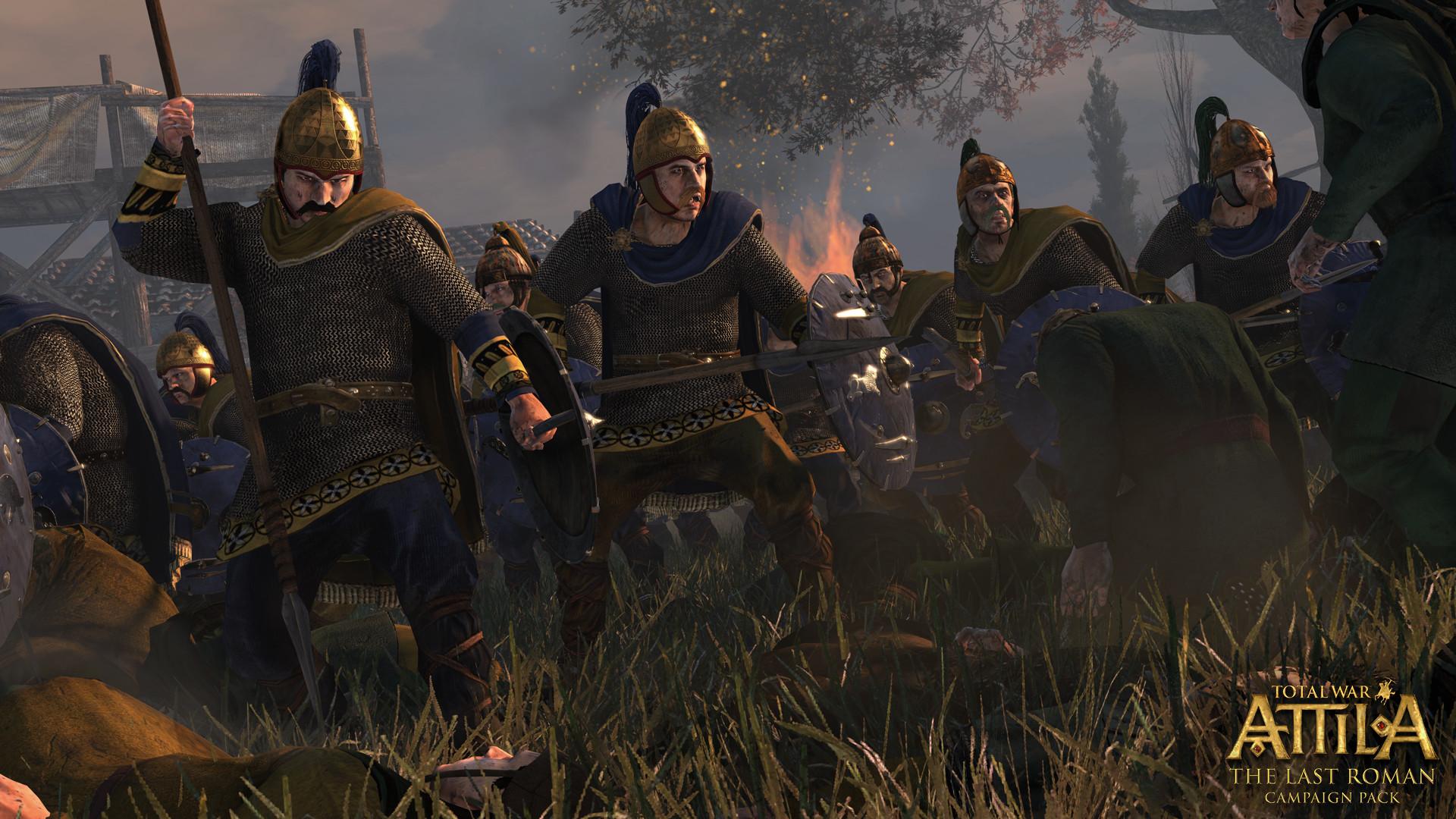 Poslední velký římský generál v expanzi Total War: Attila 109846