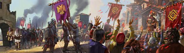 Poslední velký římský generál v expanzi Total War: Attila 109849