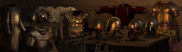 Poslední velký římský generál v expanzi Total War: Attila 109851