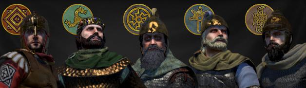 Poslední velký římský generál v expanzi Total War: Attila 109852
