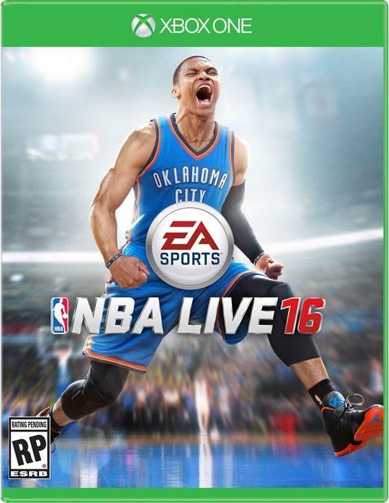 NBA Live 16 odhaluje svůj obal 109889