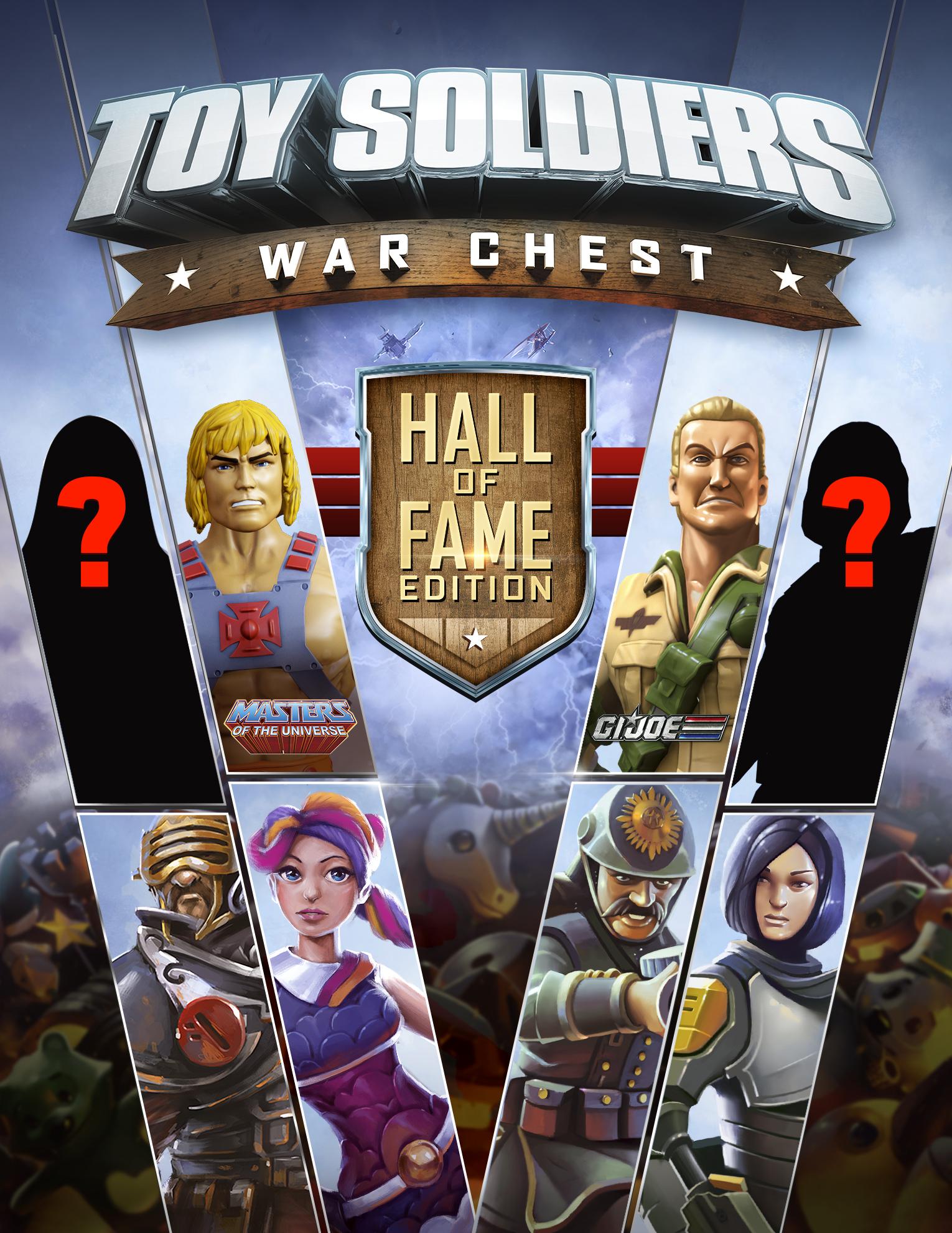 Legendární hrdinové v Toy Soldiers: War Chest 109892