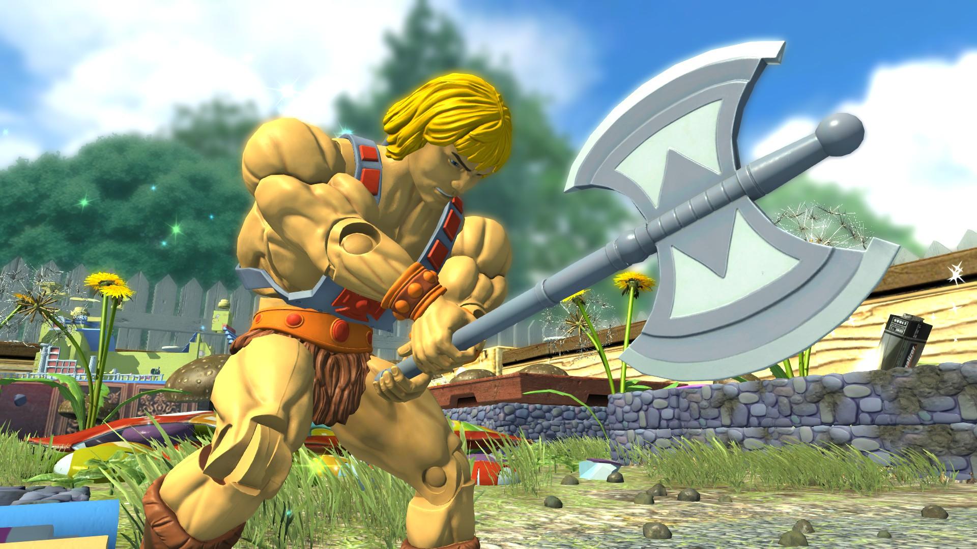 Legendární hrdinové v Toy Soldiers: War Chest 109893