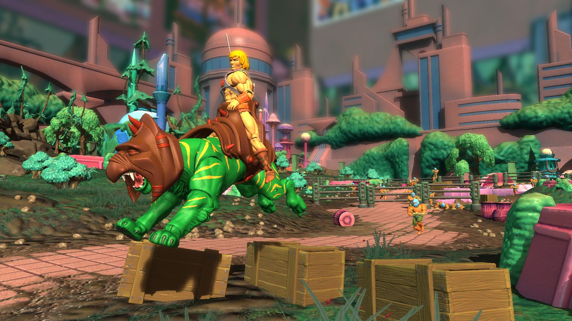Legendární hrdinové v Toy Soldiers: War Chest 109894