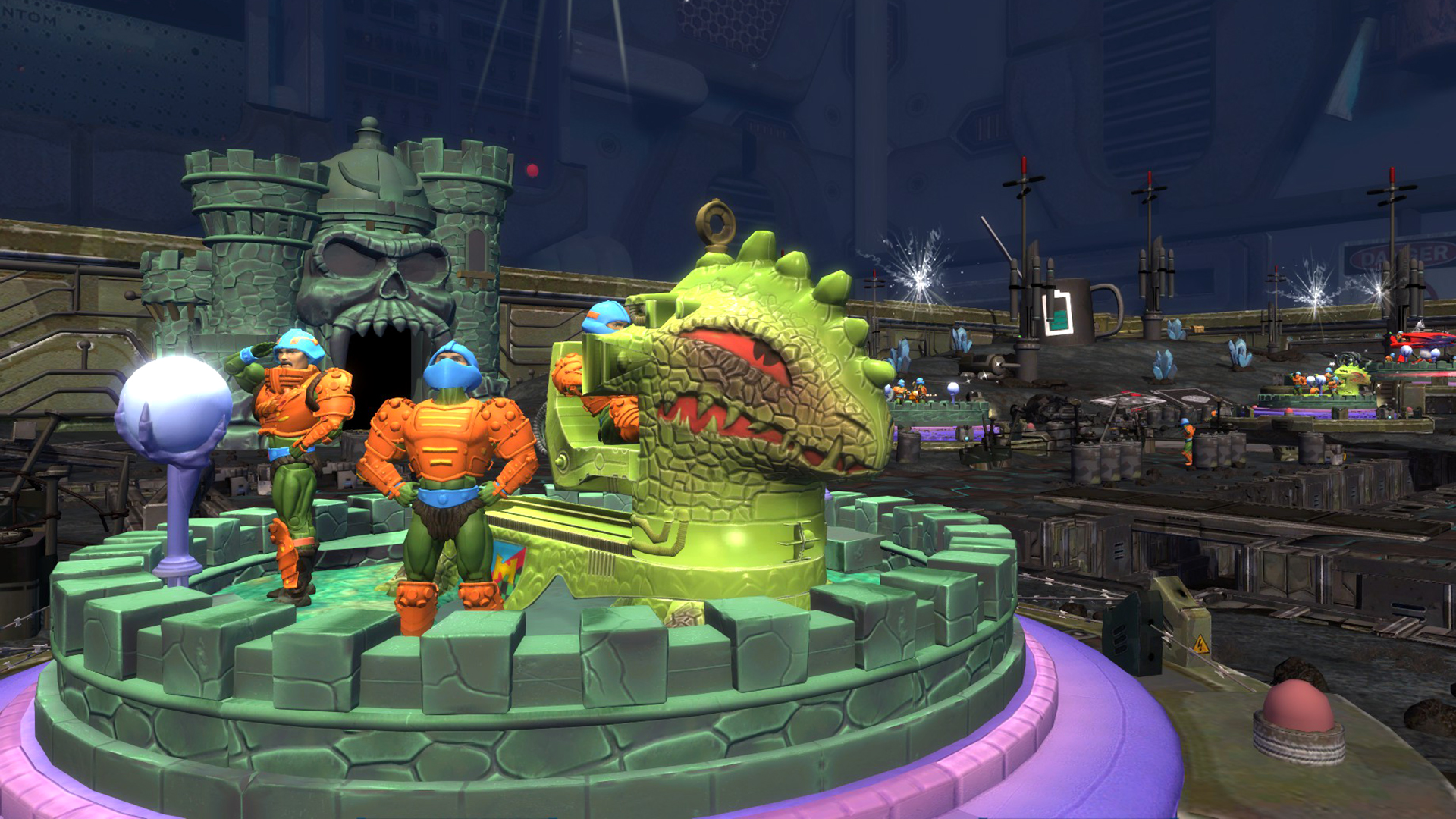 Legendární hrdinové v Toy Soldiers: War Chest 109895