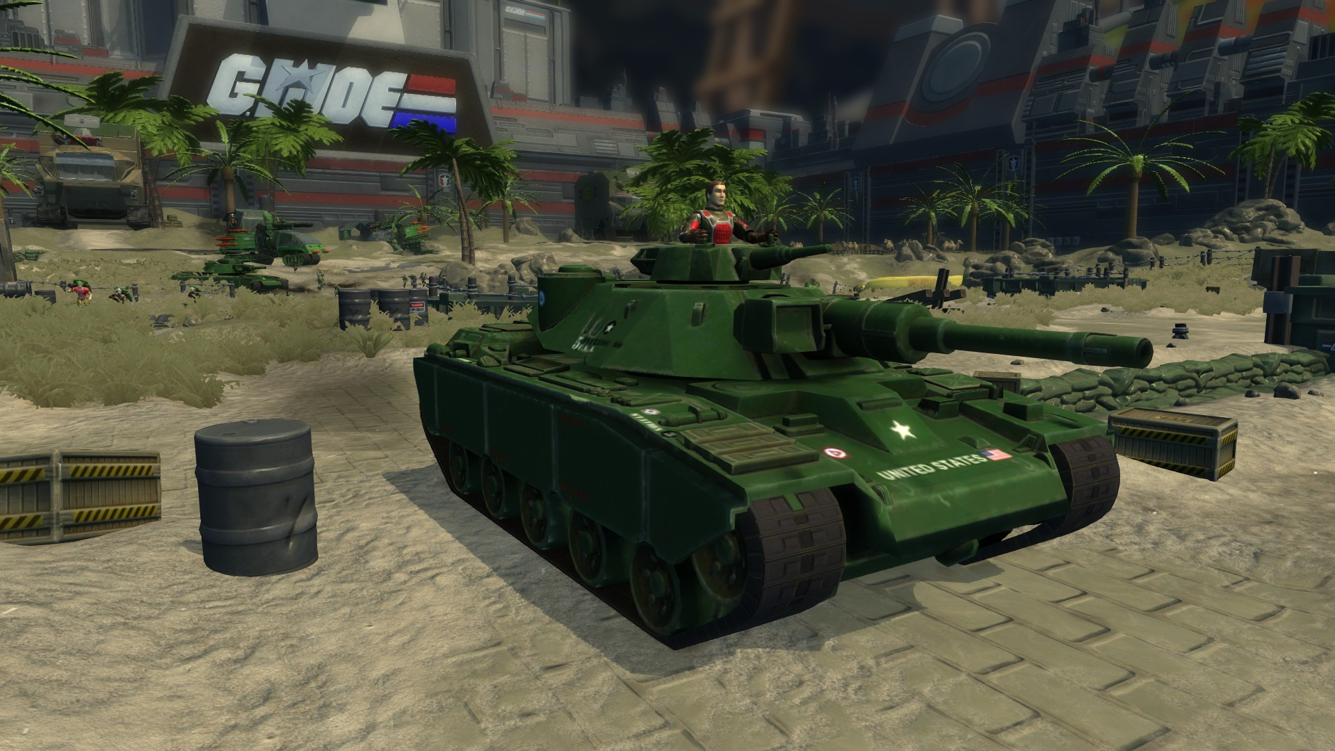 Legendární hrdinové v Toy Soldiers: War Chest 109896