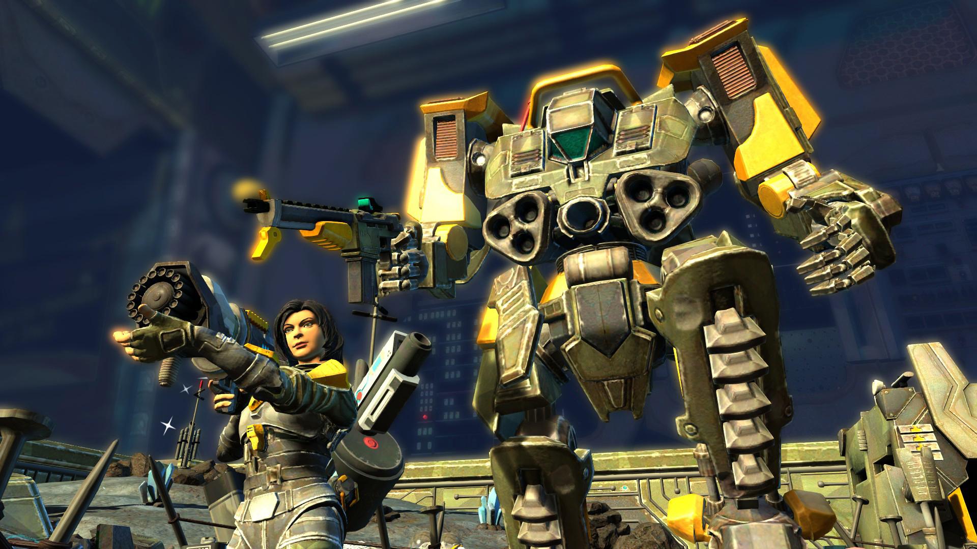 Legendární hrdinové v Toy Soldiers: War Chest 109897