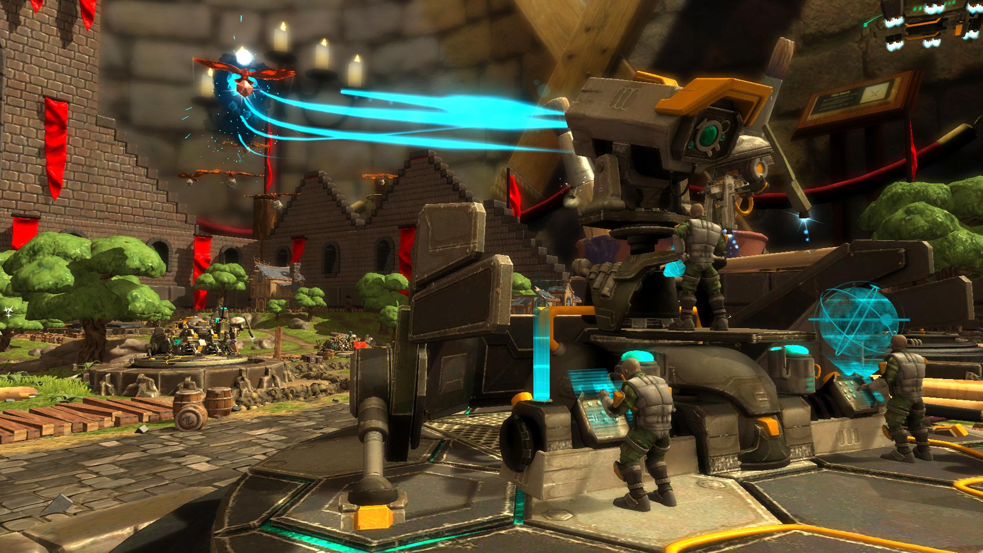 Legendární hrdinové v Toy Soldiers: War Chest 109898