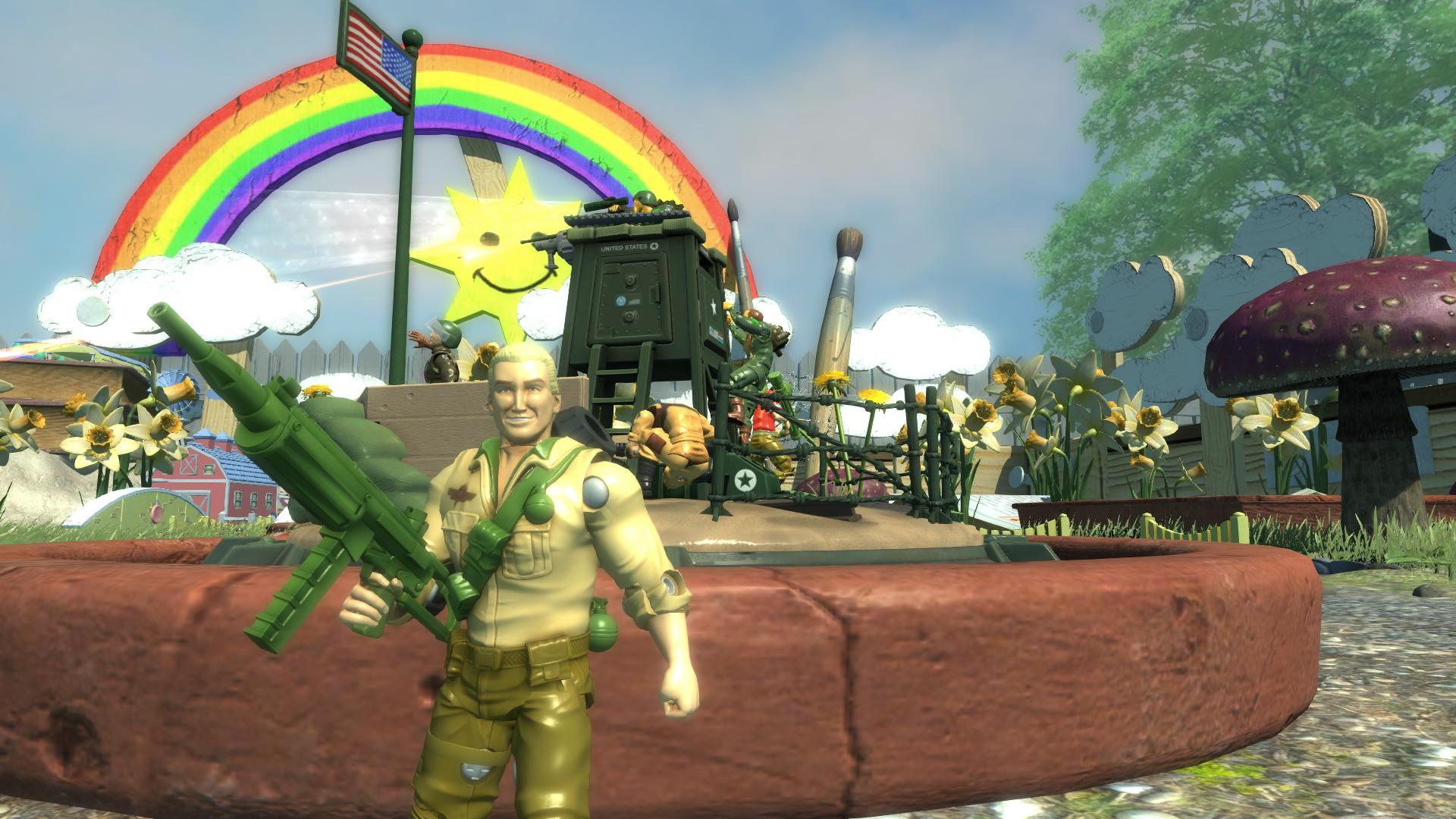 Legendární hrdinové v Toy Soldiers: War Chest 109901
