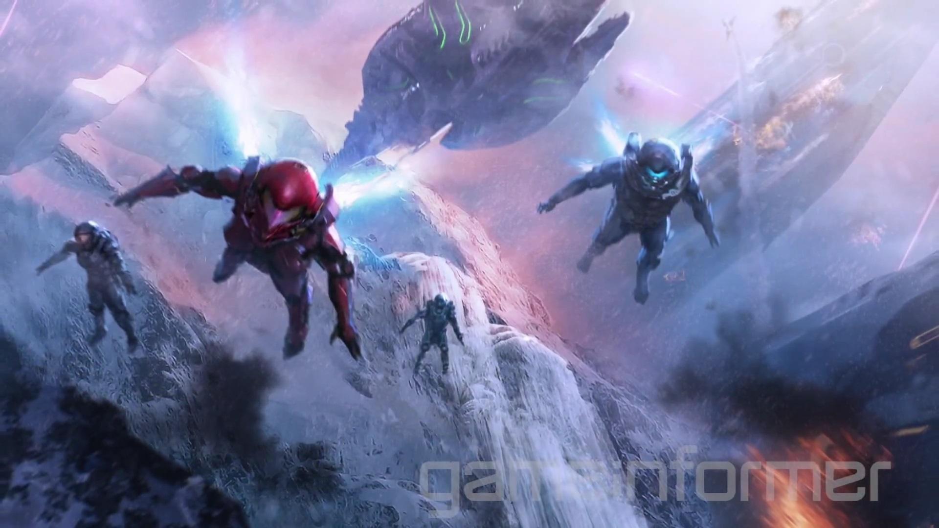 Nové obrázky z Halo 5: Guardians 109917