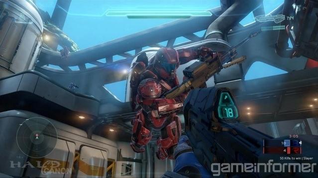 Nové obrázky z Halo 5: Guardians 109919