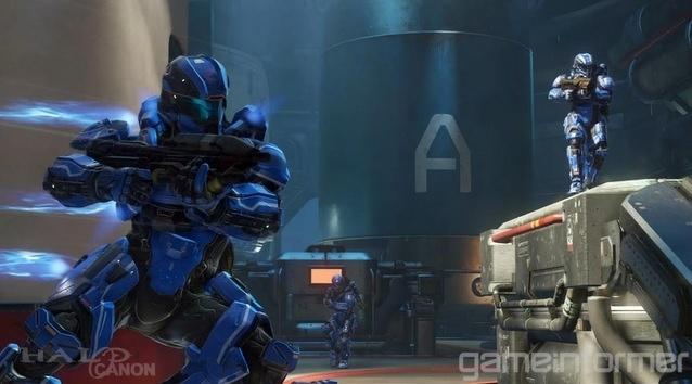 Nové obrázky z Halo 5: Guardians 109920