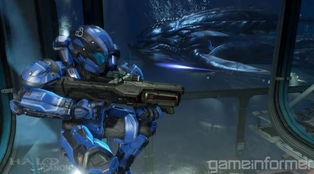 Nové obrázky z Halo 5: Guardians 109921