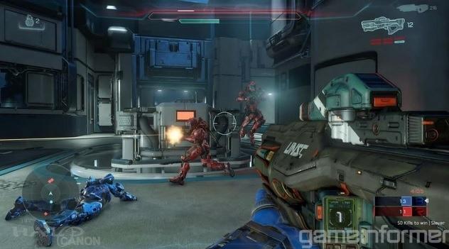 Nové obrázky z Halo 5: Guardians 109922