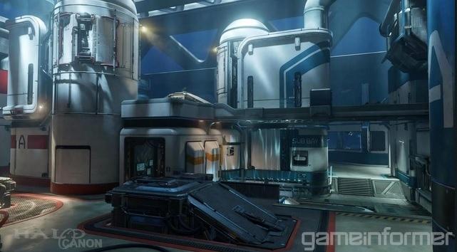 Nové obrázky z Halo 5: Guardians 109923