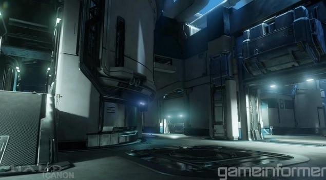 Nové obrázky z Halo 5: Guardians 109924