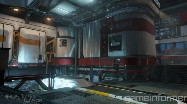 Nové obrázky z Halo 5: Guardians 109925