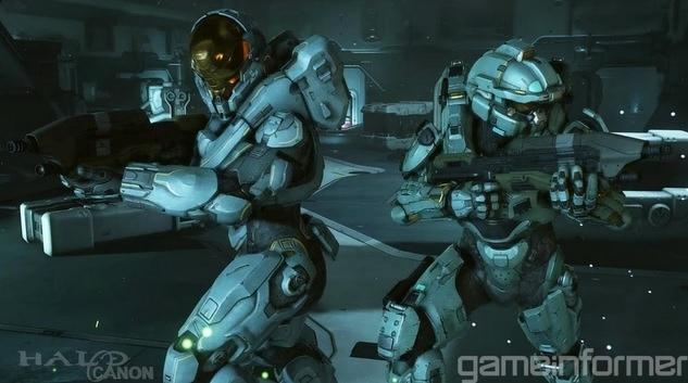 Nové obrázky z Halo 5: Guardians 109926