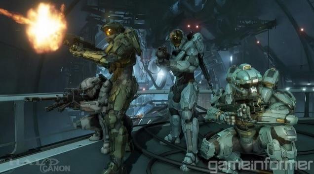 Nové obrázky z Halo 5: Guardians 109927