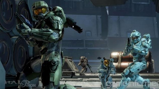 Nové obrázky z Halo 5: Guardians 109928