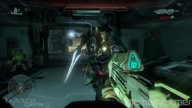 Nové obrázky z Halo 5: Guardians 109929