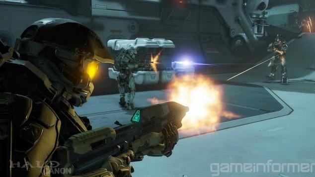 Nové obrázky z Halo 5: Guardians 109931
