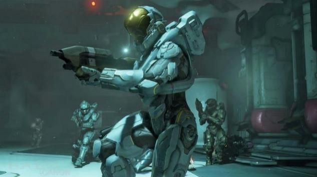 Nové obrázky z Halo 5: Guardians 109933