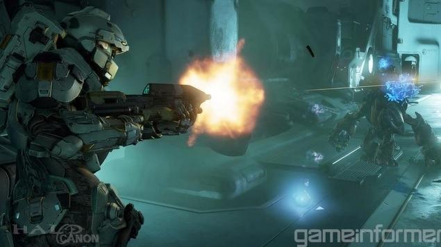 Nové obrázky z Halo 5: Guardians 109935