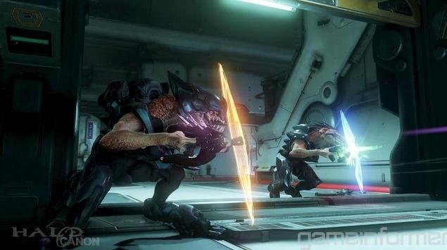 Nové obrázky z Halo 5: Guardians 109936
