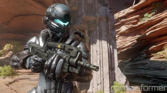 Nové obrázky z Halo 5: Guardians 109938