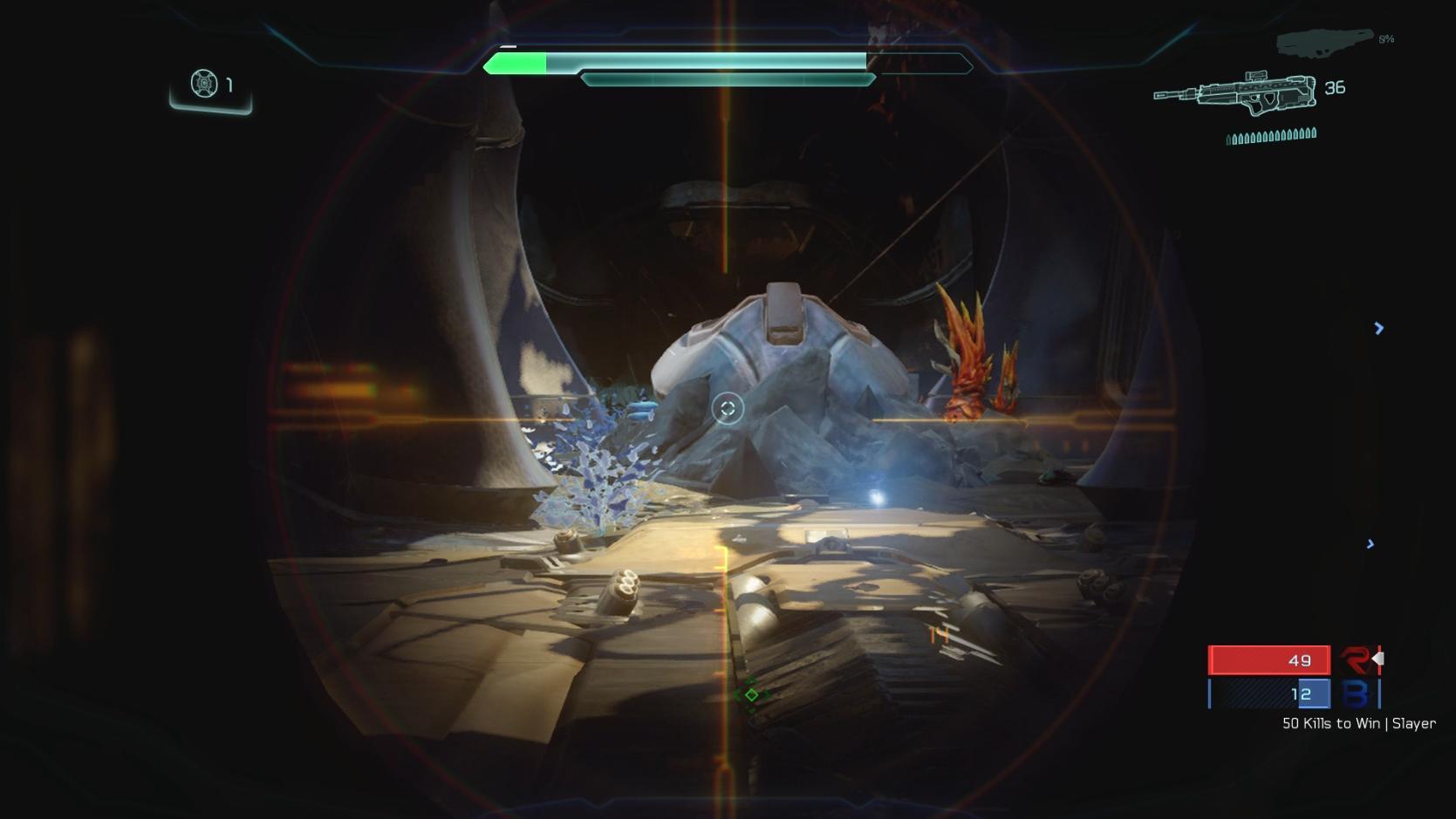 Nové obrázky z Halo 5: Guardians 109940