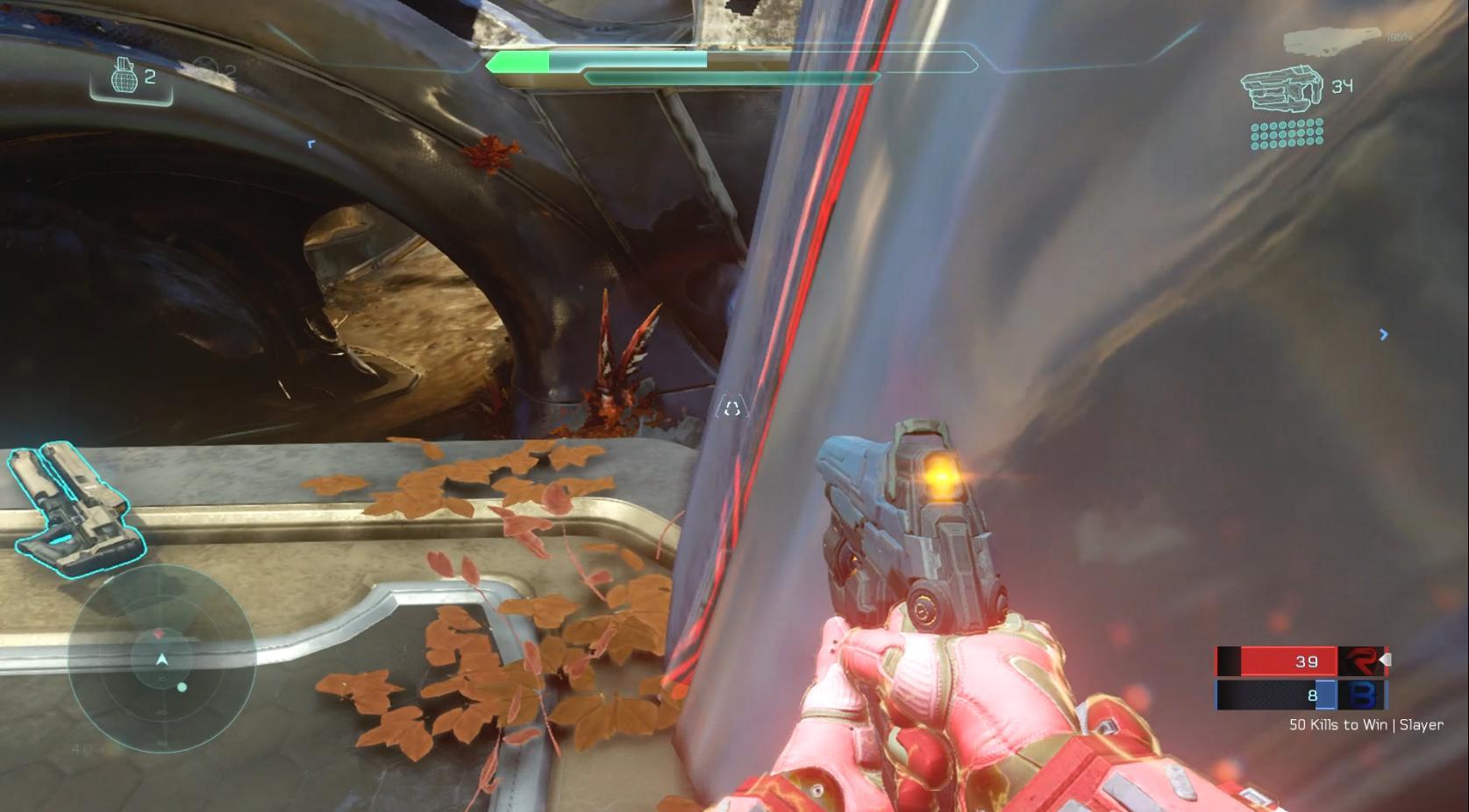 Nové obrázky z Halo 5: Guardians 109942