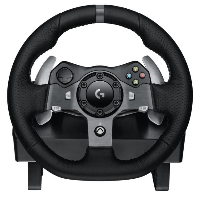 Logitech představil dva nové závodní volanty 109948