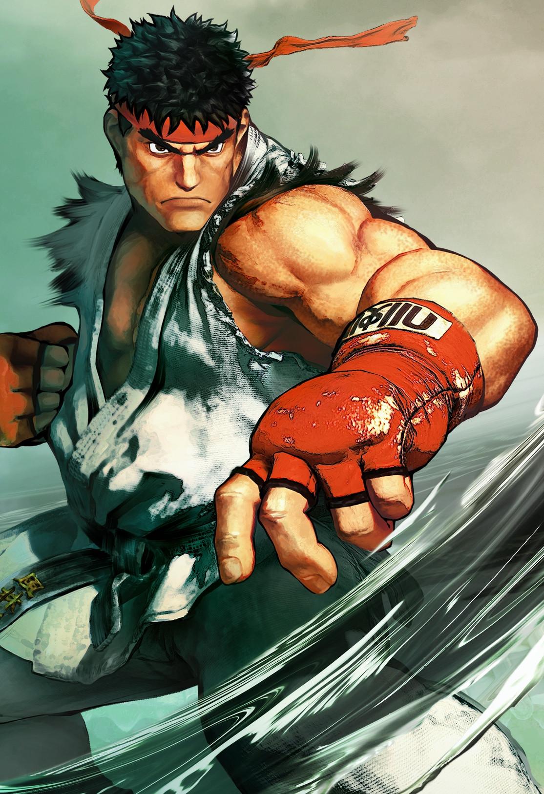 Screenshoty z bojovky Street Fighter V 109951