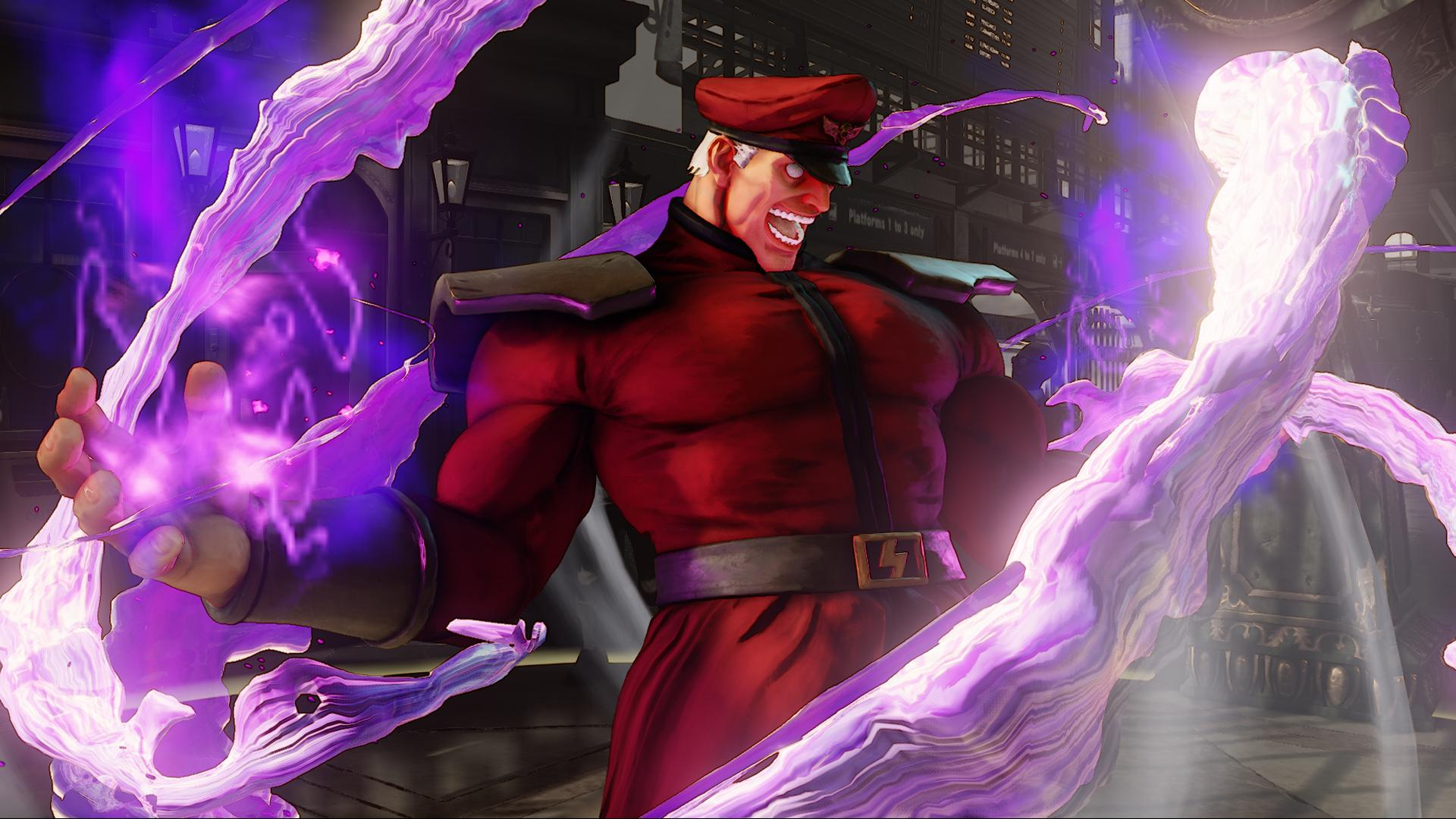 Screenshoty z bojovky Street Fighter V 109957