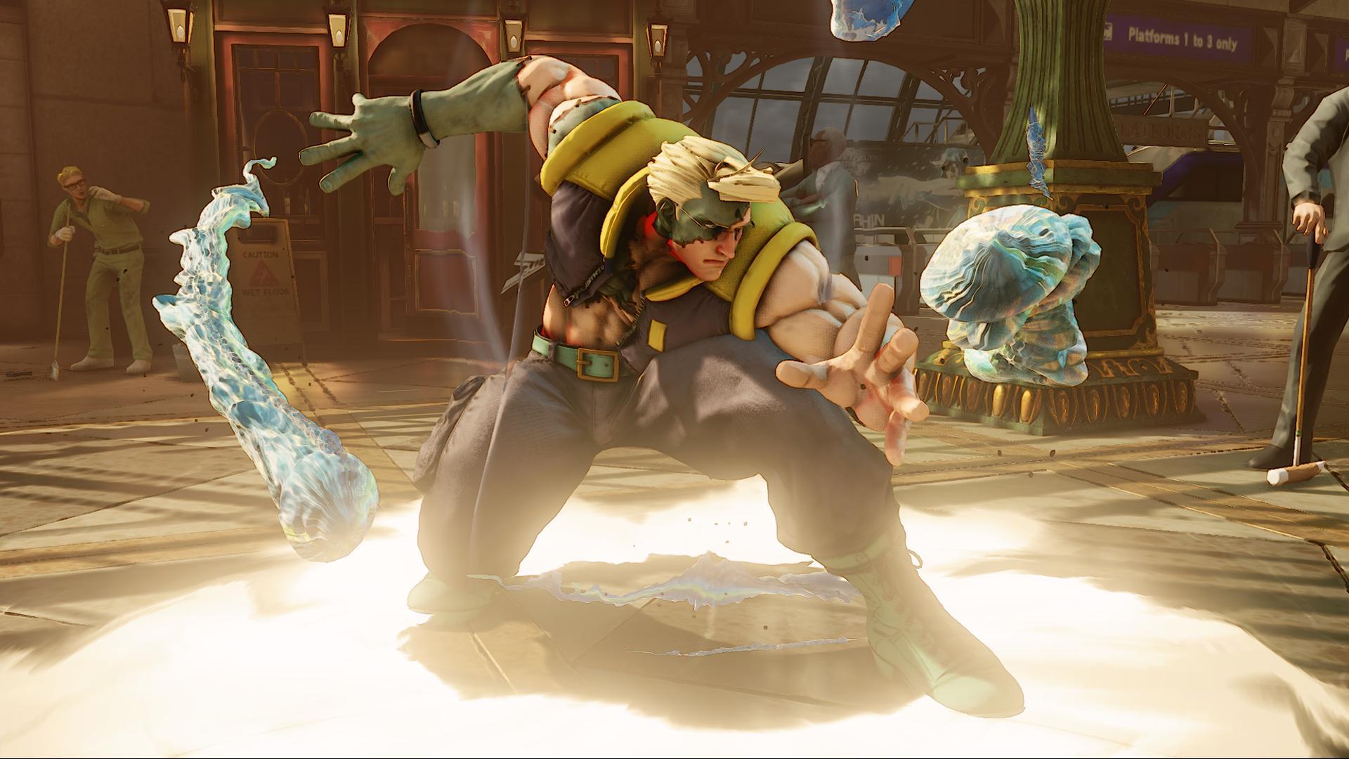Screenshoty z bojovky Street Fighter V 109958