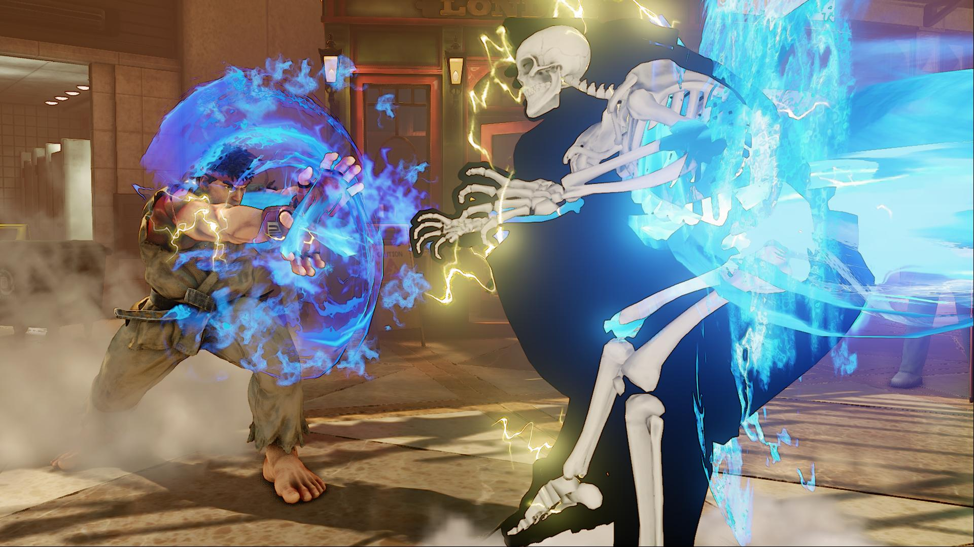 Screenshoty z bojovky Street Fighter V 109959