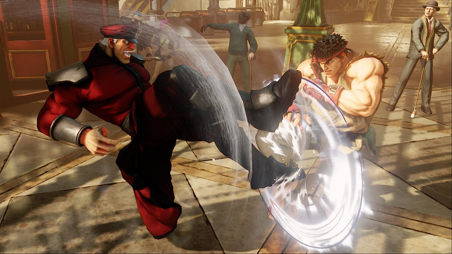 Screenshoty z bojovky Street Fighter V 109964