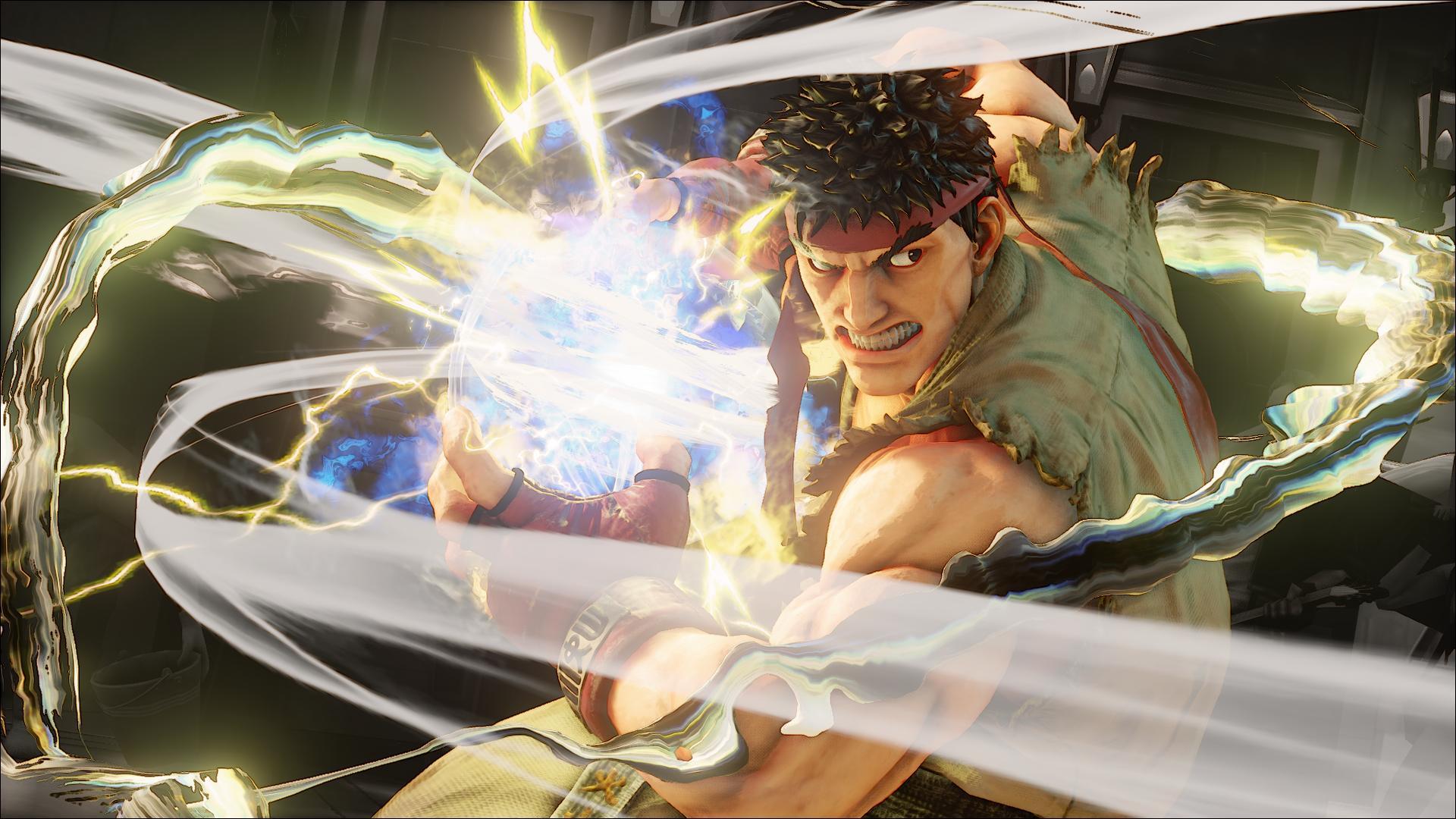 Screenshoty z bojovky Street Fighter V 109965