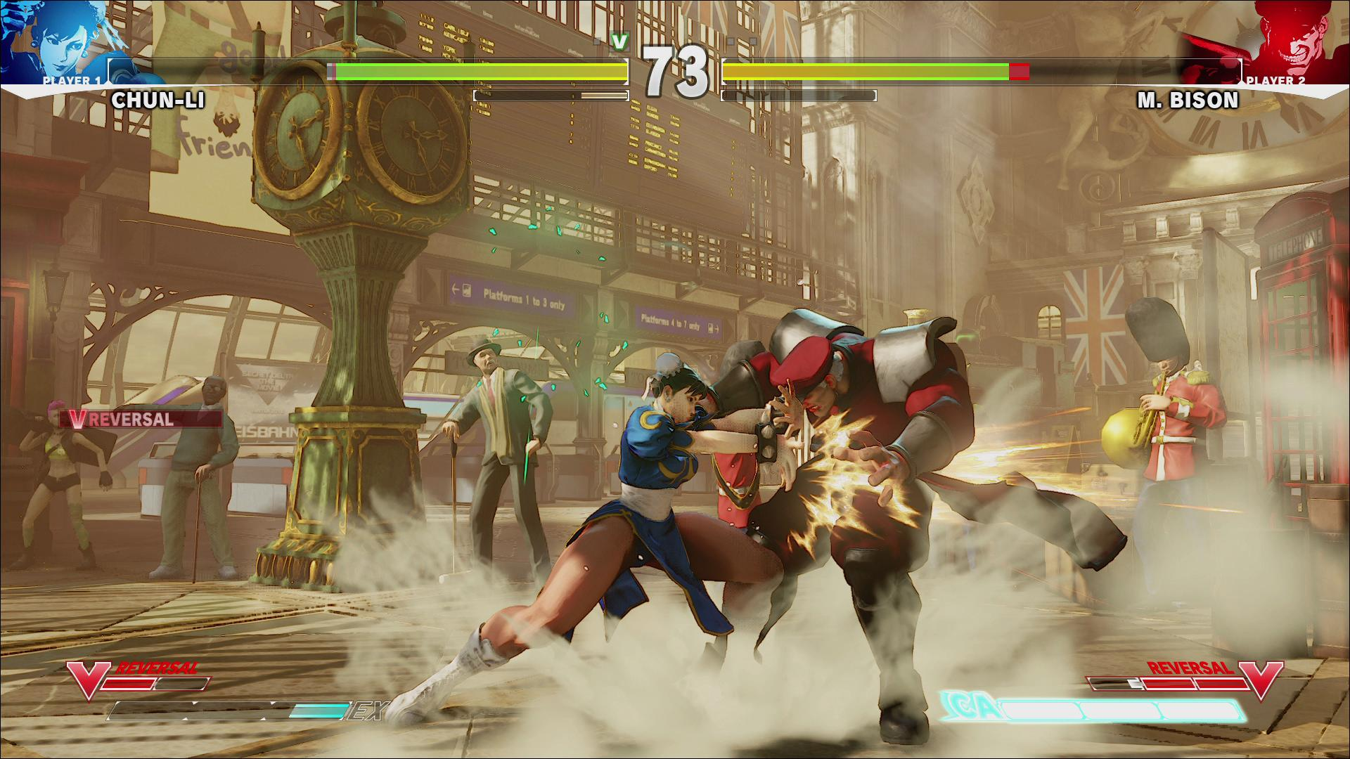 Screenshoty z bojovky Street Fighter V 109968