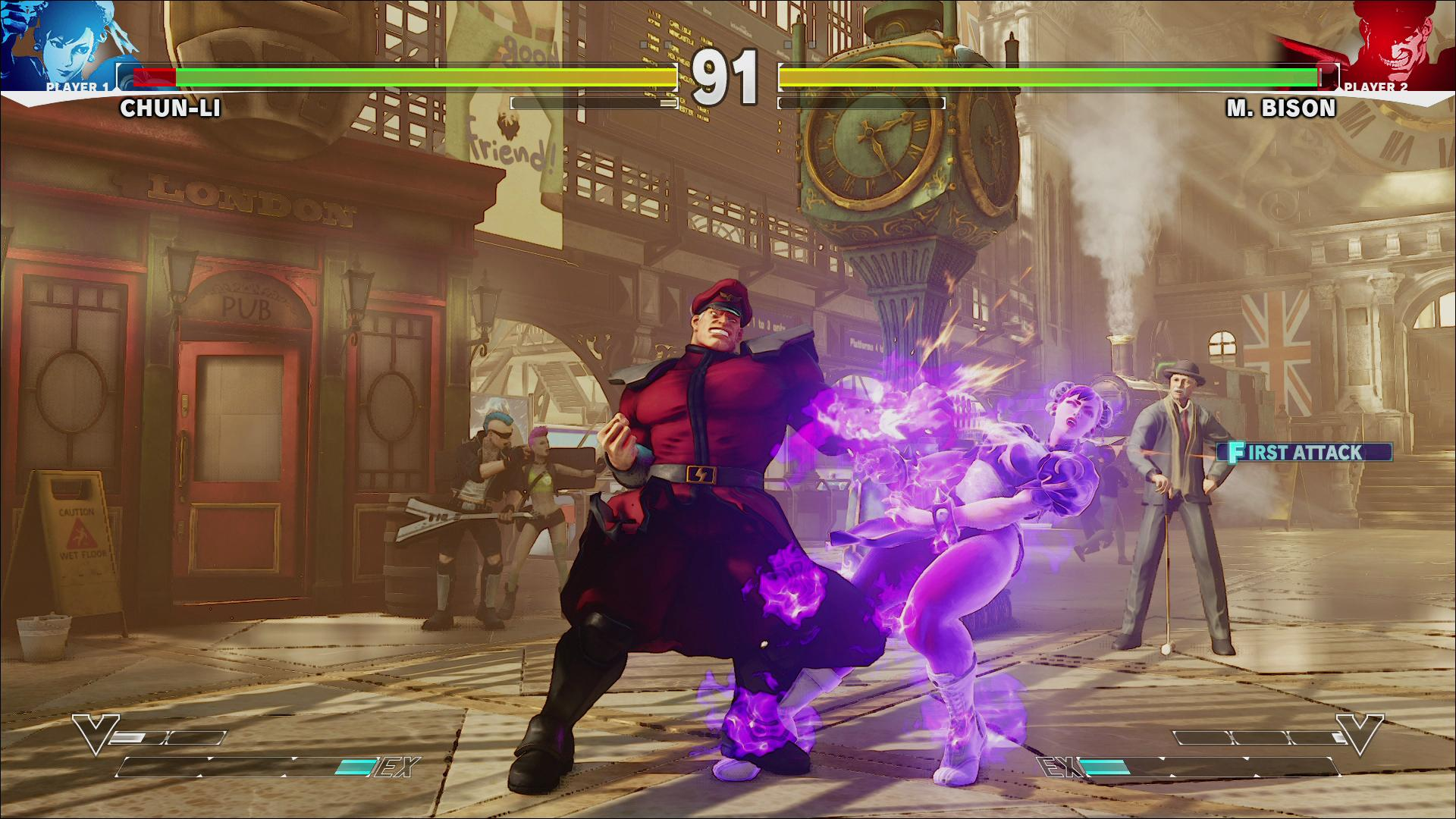 Screenshoty z bojovky Street Fighter V 109971