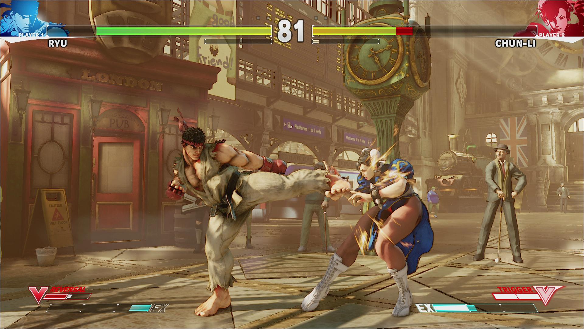 Screenshoty z bojovky Street Fighter V 109973
