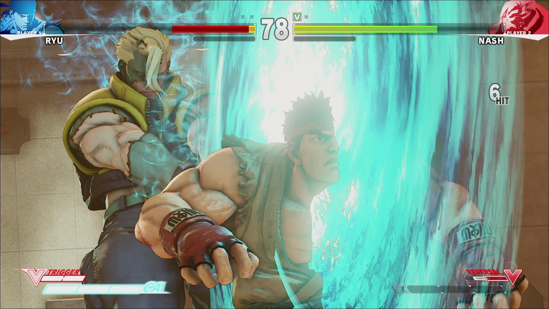 Screenshoty z bojovky Street Fighter V 109974