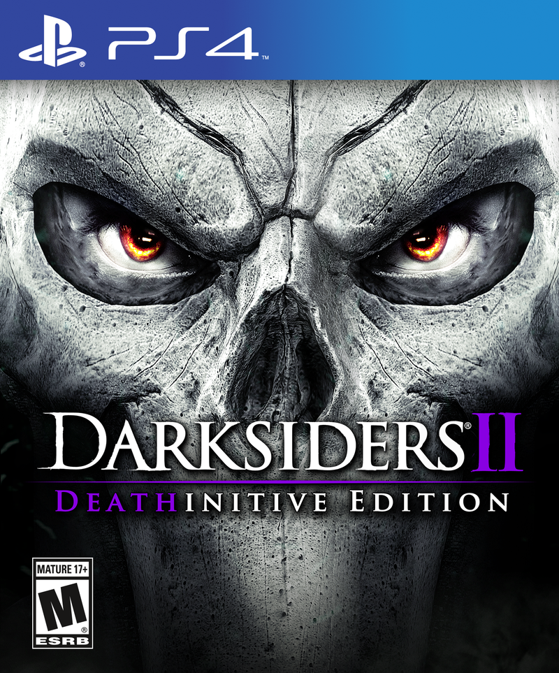Deathinitive edice Darksiders 2 pro PS4 a Xbox One 109975