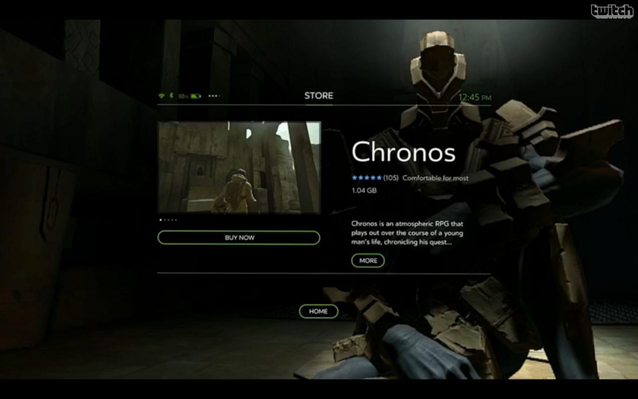 Oculus představil své ovladače, možnosti a hlavně hry 109987
