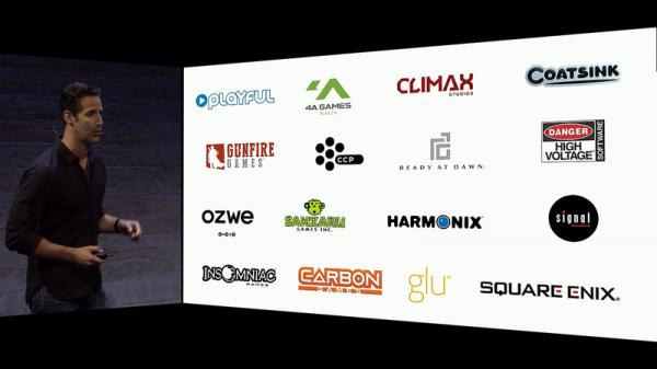 Oculus představil své ovladače, možnosti a hlavně hry 109988