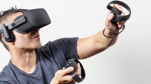 Oculus představil své ovladače, možnosti a hlavně hry 110000