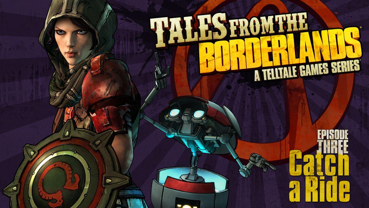 Za dva týdny vyjde Tales from the Borderlands: Episode 3 110018